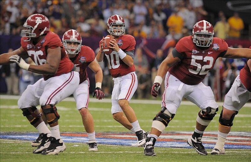 College Football Betting 2011 Alabama Crimson Tide