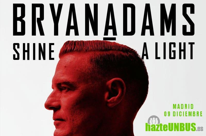 11Viaje en bus concierto Bryan Adams