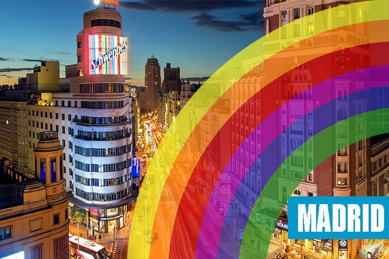 11Viaje a Madrid Orgullo Gay 2019