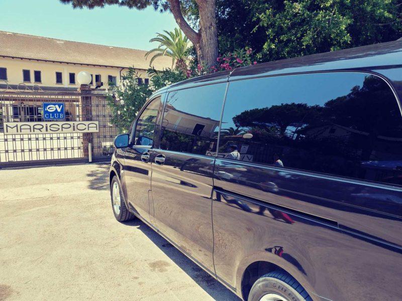 Marispica shuttle taxi service