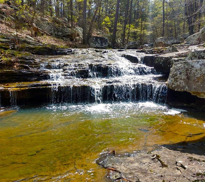 McGee Creek Natural Scenic Recreation Area