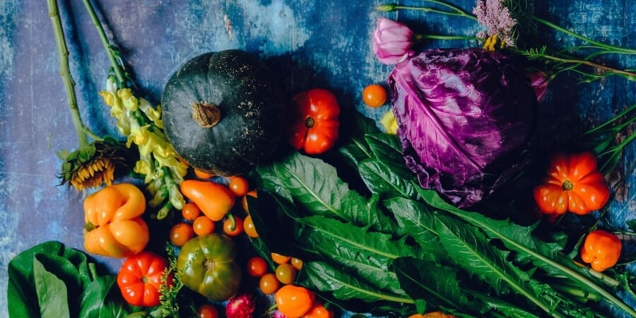 Best Fall Fruits and Veggies