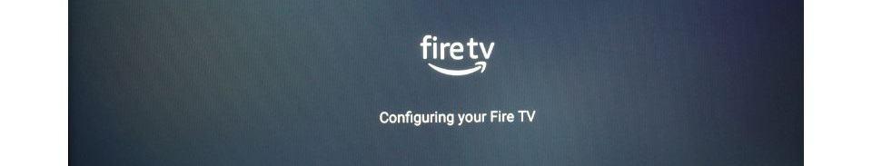 configuring fire tv