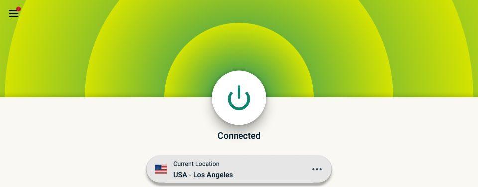 expressvpn connect to server