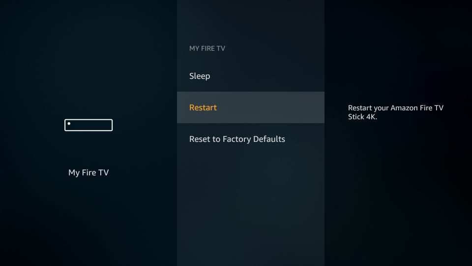 How to fix mouse toggle for fire stick not working