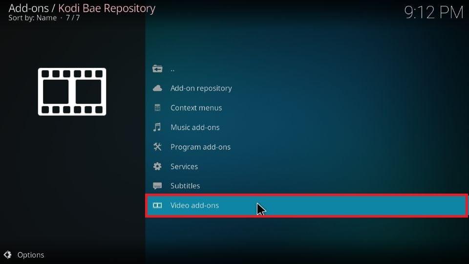 how to use Kodi Bae Repository on Kodi
