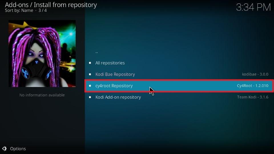 Lazy Kodi Repository for Kodi