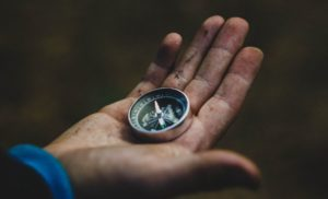 how to use a compass when shtf