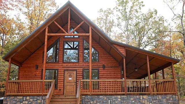 Beavers Bend Luxury Cabin Rentals