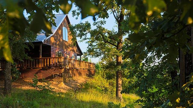 Eagle Ridge Cabins