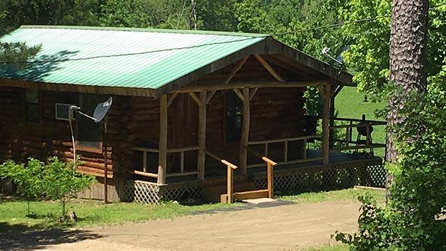 Riverwalk Cabins