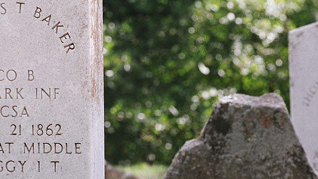 Atoka Museum and Civil War Cemetery
