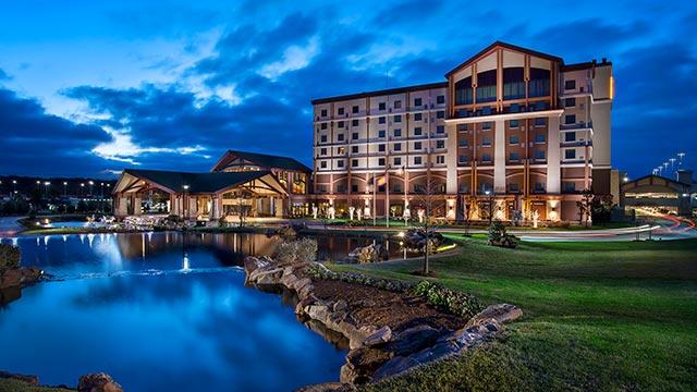 Choctaw Casino - Pocola