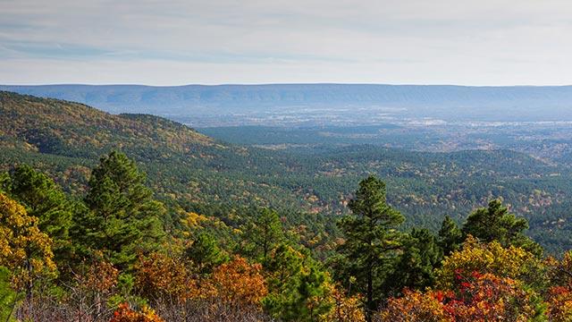 Talimena State Park