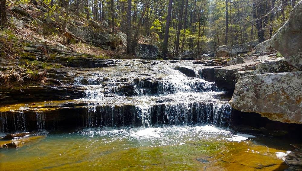 Outdoors Around Antlers/Atoka/McGee Creek State Park