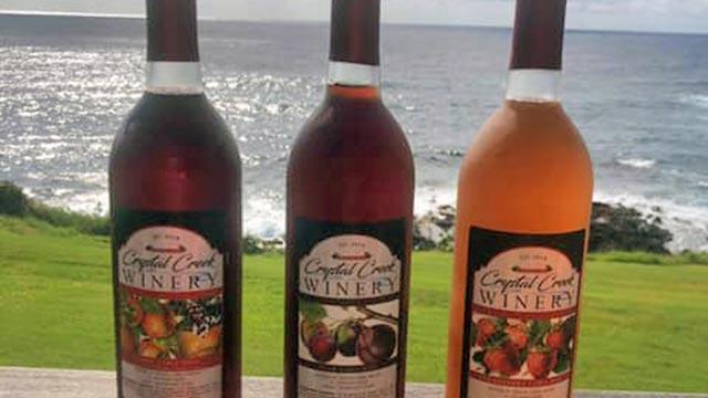 Crystal Creek Winery