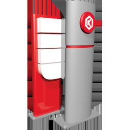 Производство рекламных стелл и уличных указателей