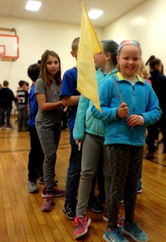 Two Local Schools Compete in 2019 WinterKids Winter Games