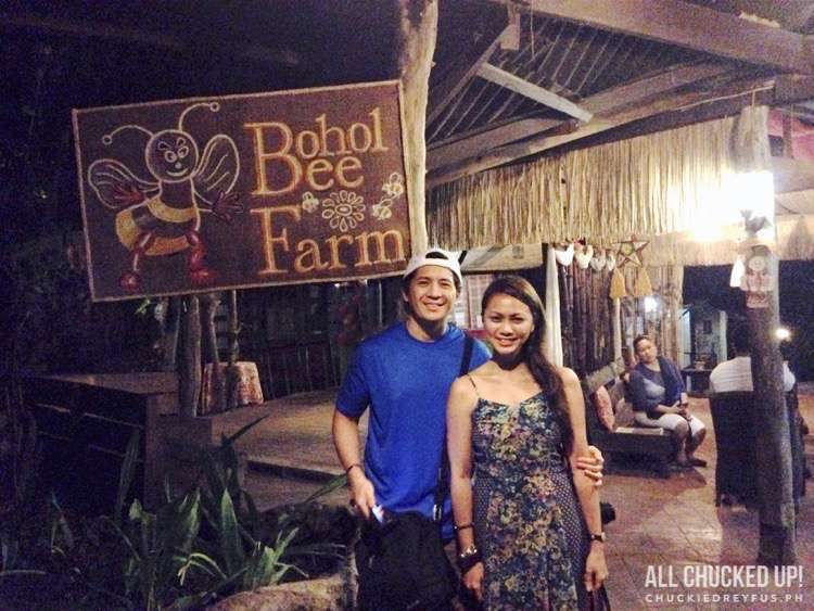 Dinner at Bohol Bee Farm – One amazing experience!