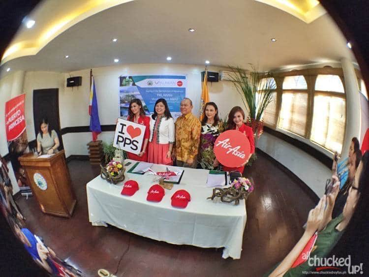 Palawan and AirAsia Philippines partners for WORLD'S BEST ISLAND campaign