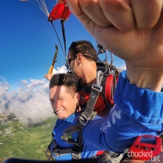 Skydive Guam – My first skydiving experience ever!