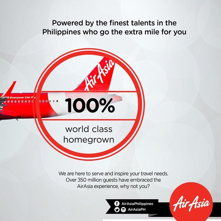 Philippines AirAsia – All set for 2016!