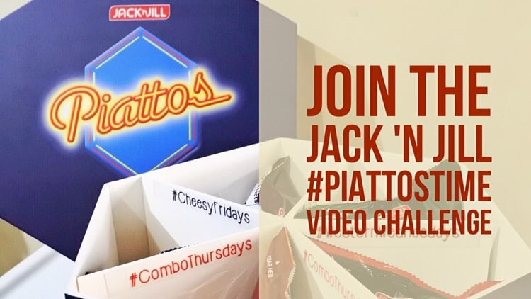 Join the Jack 'n Jill #PiattosTime Video Challenge and win awesome prizes!