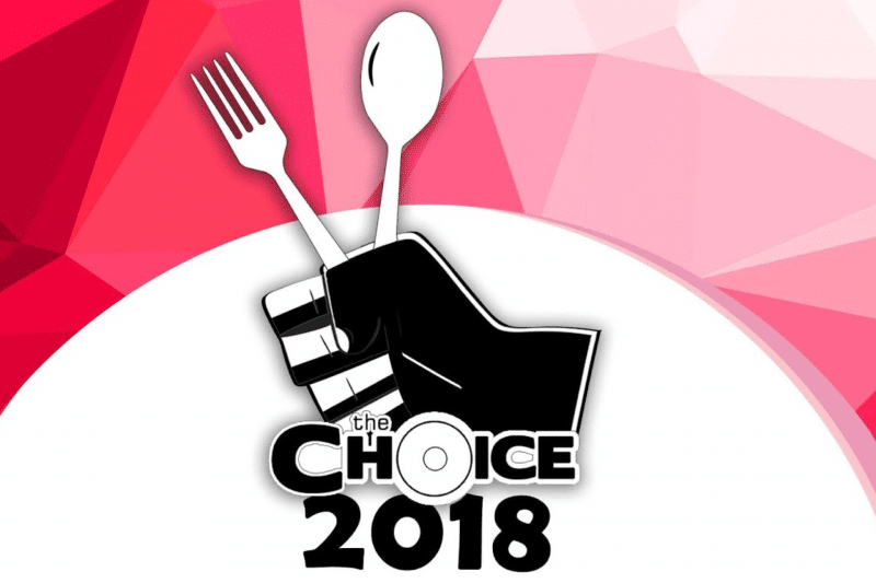 Let your voice (and tummy) be heard in THE CHOICE 2018!