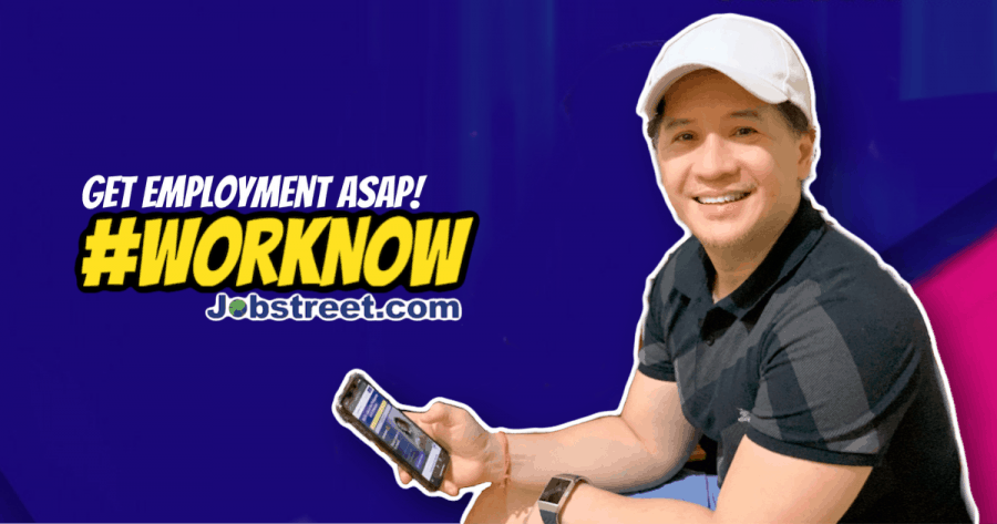 #WorkNow: Faster employment with JobStreet