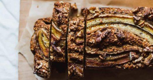 Healthy Chocolate Banana Cake [Secret Recipe]