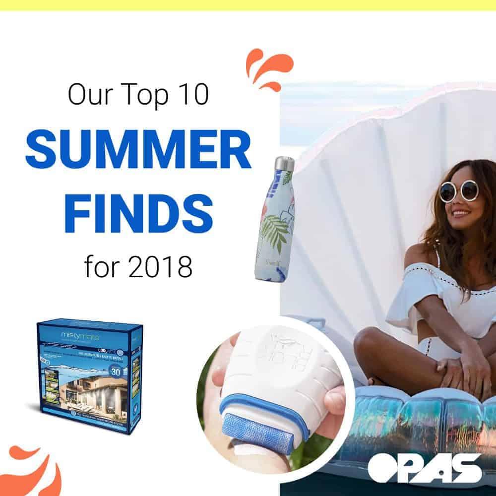 2018 Summer Finds   OPAS Blog