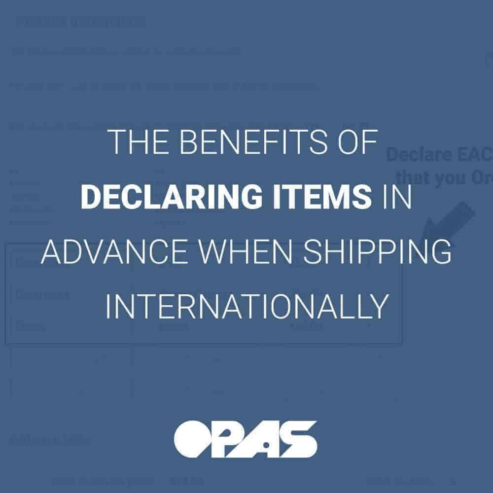 Declaring Items Cover   OPAS Blog