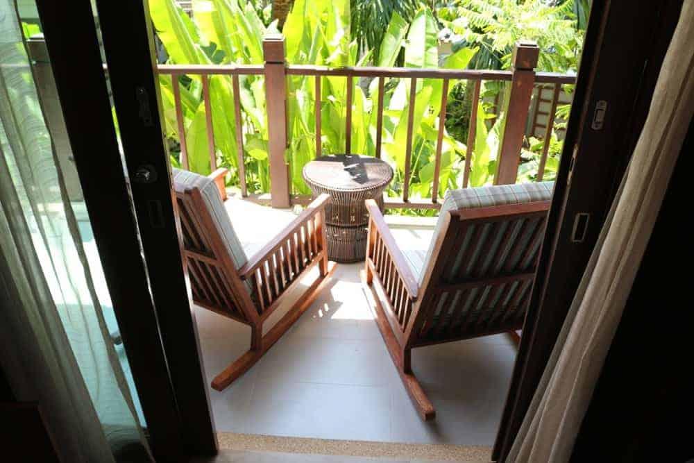 Tropicana Superior Room Mandarava Resort and Spa