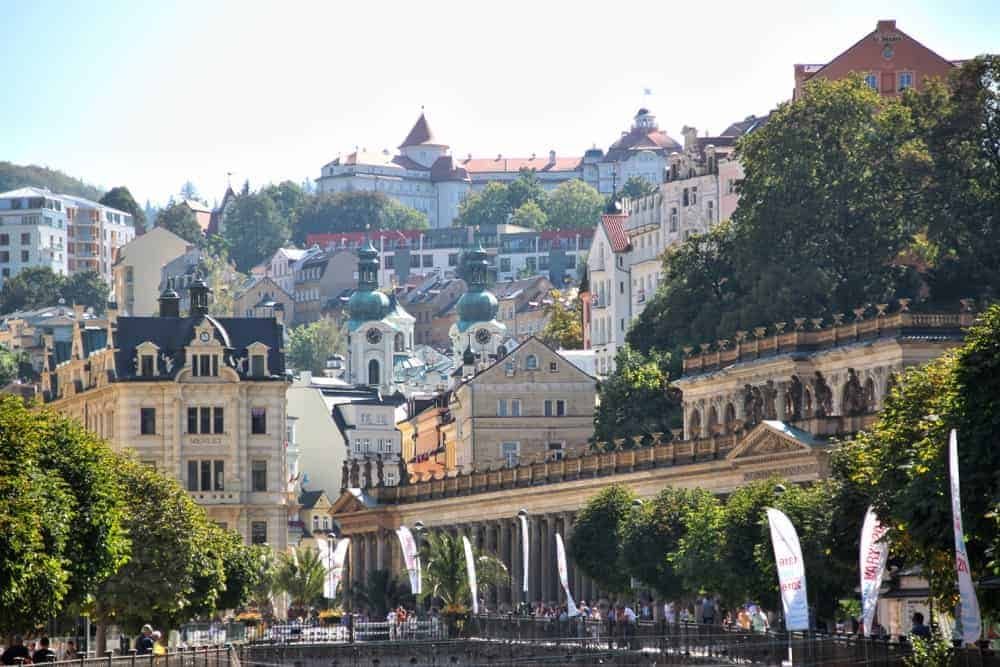 Karlovy Vary travel guide - best places to visit in Carlsbad