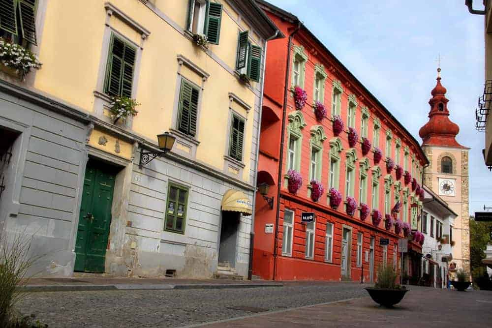 Ptuj is on the list of Slovenia most beautiful towns.