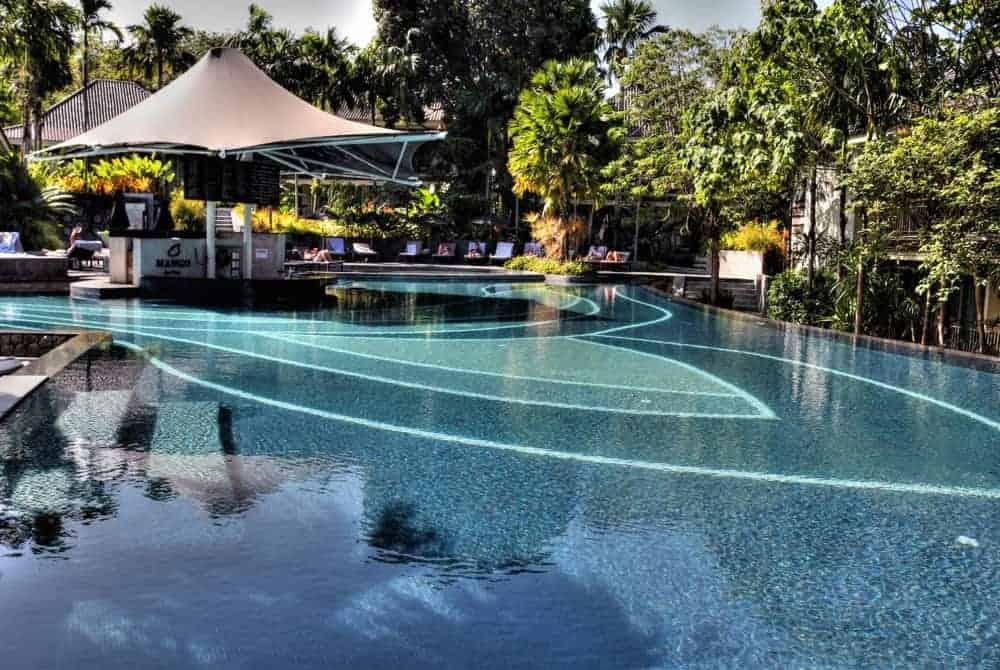Mango pool Mandarava Resort and spa