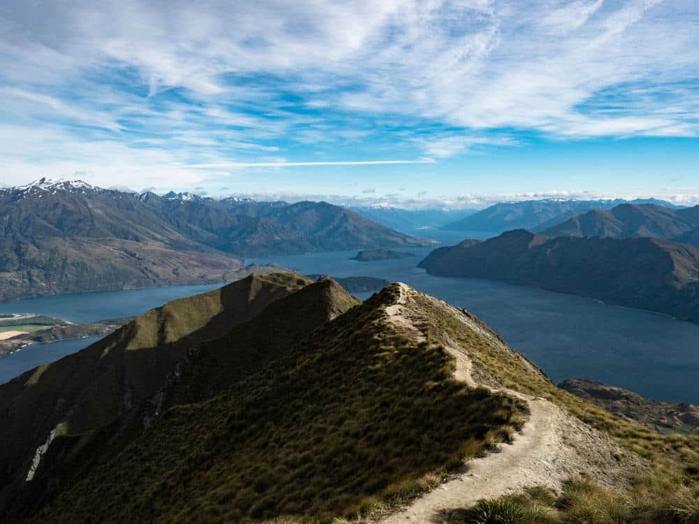 Roys Peak NZ Olympus M.Zuiko 12-40mm f/2.8