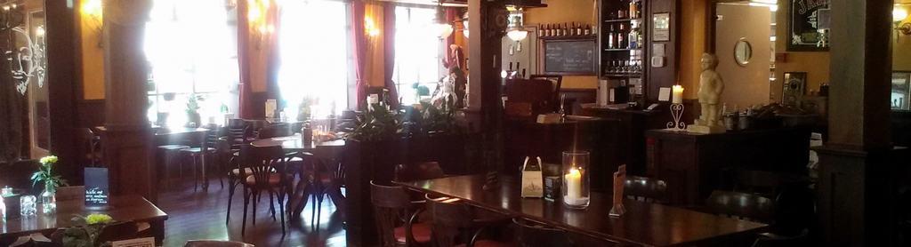 Keernpunt Restaurant interieur