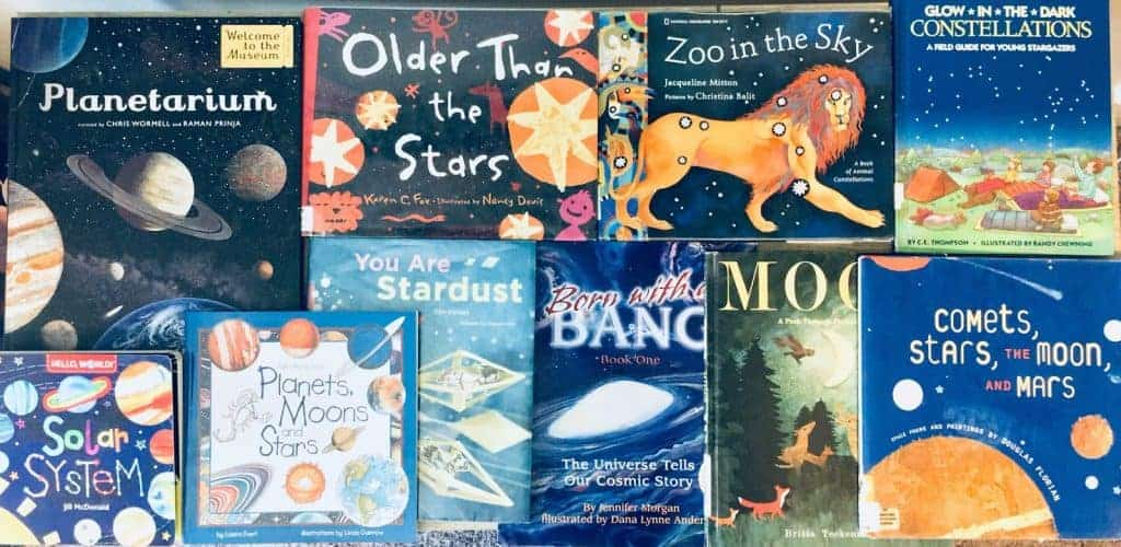 Solar System Picture Books