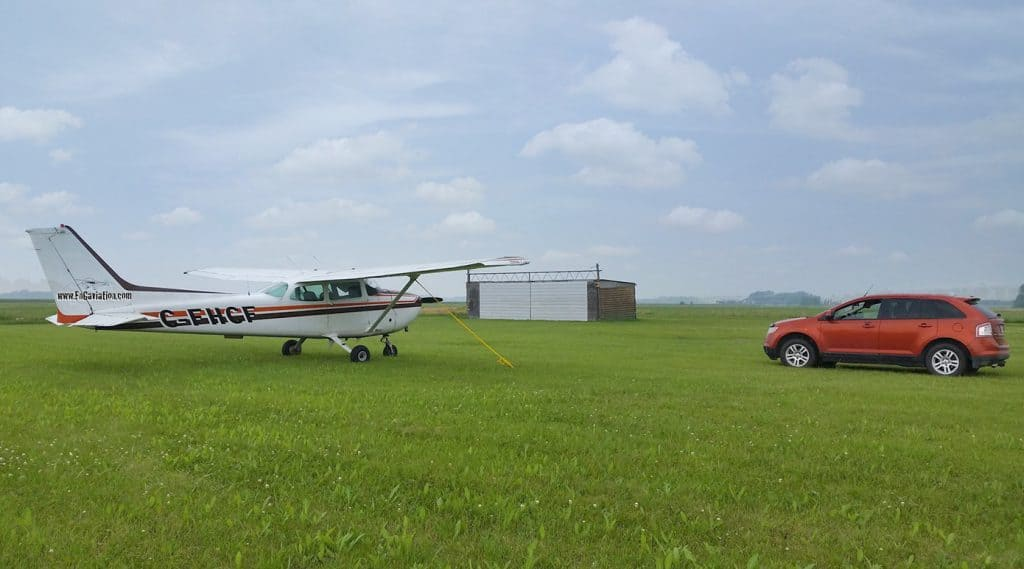 F&G Aviation Cessna 172