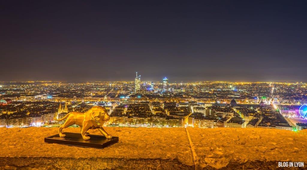 Ville de Lyon - fond d