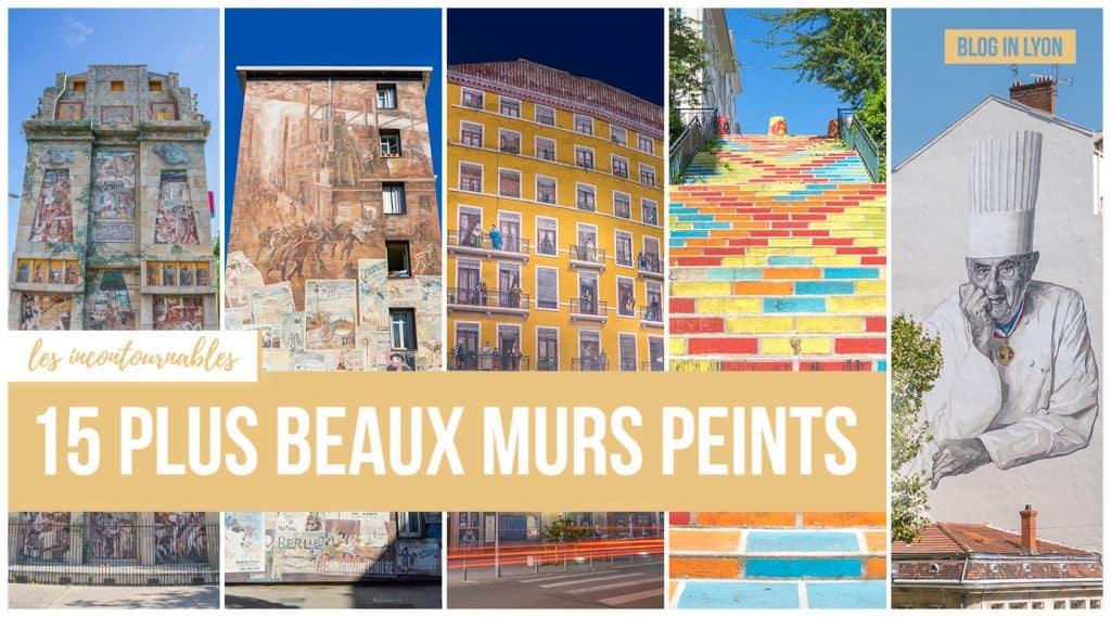 Top 15 des plus beaux murs peints de lyon   Blog In Lyon