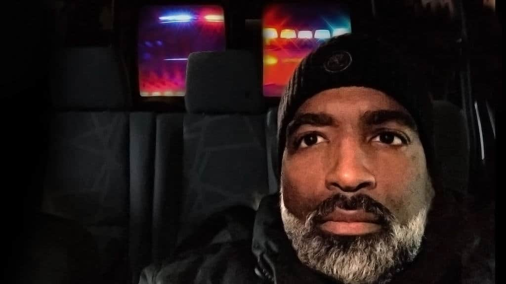 Pulled Over Poised