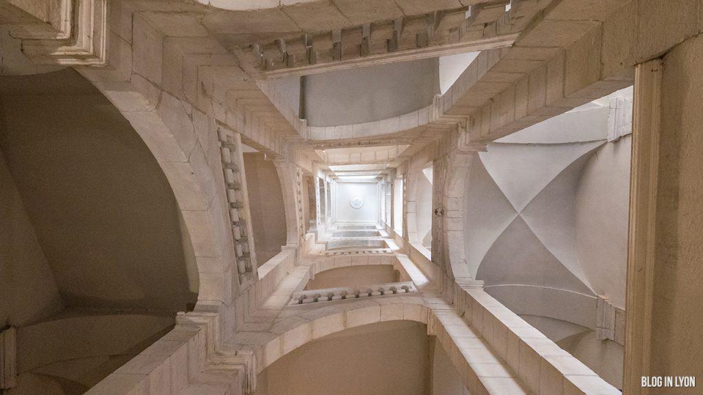 Les traboules de la Croix-Rousse Est - Escaliers Petite rue des Feuillants | Blog In Lyon