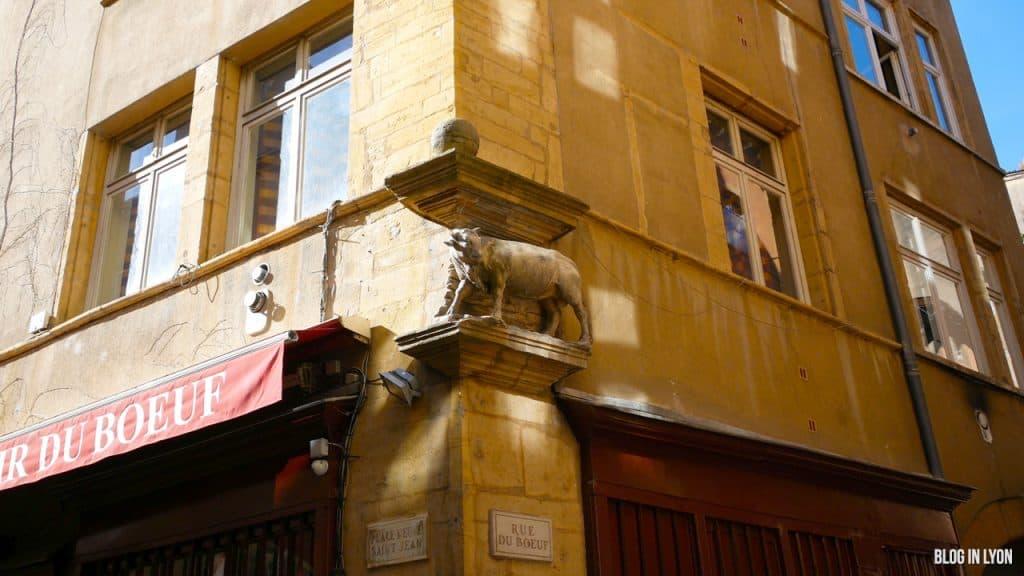 Visiter Lyon - Rue du Boeuf | Blog In Lyon
