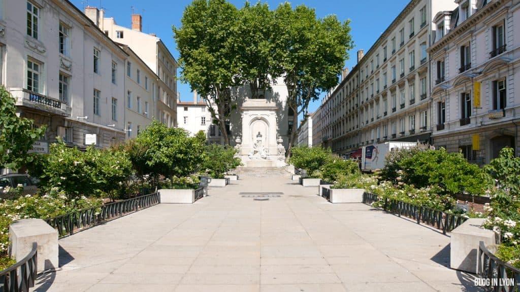 Visiter Lyon – Place Gailleton | Blog In Lyon