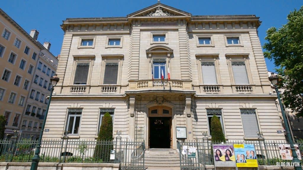 Visiter Lyon – Mairie du 2ème arrondissement | Blog In Lyon