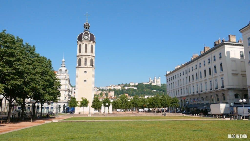 Visiter Lyon – Place Antonin Poncet | Blog In Lyon