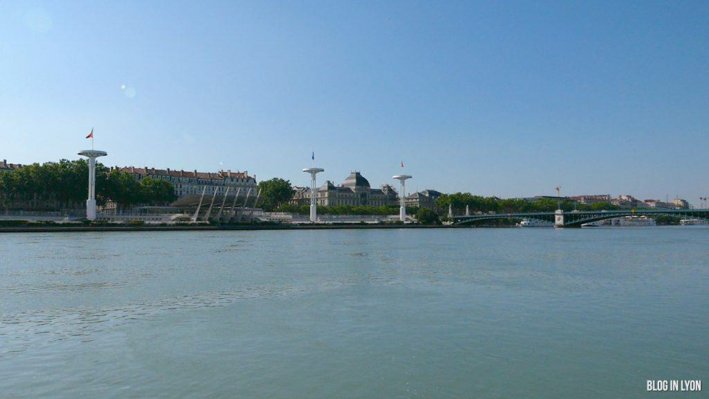 Visiter Lyon –Vue sur la Piscine du Rhône | Blog In Lyon