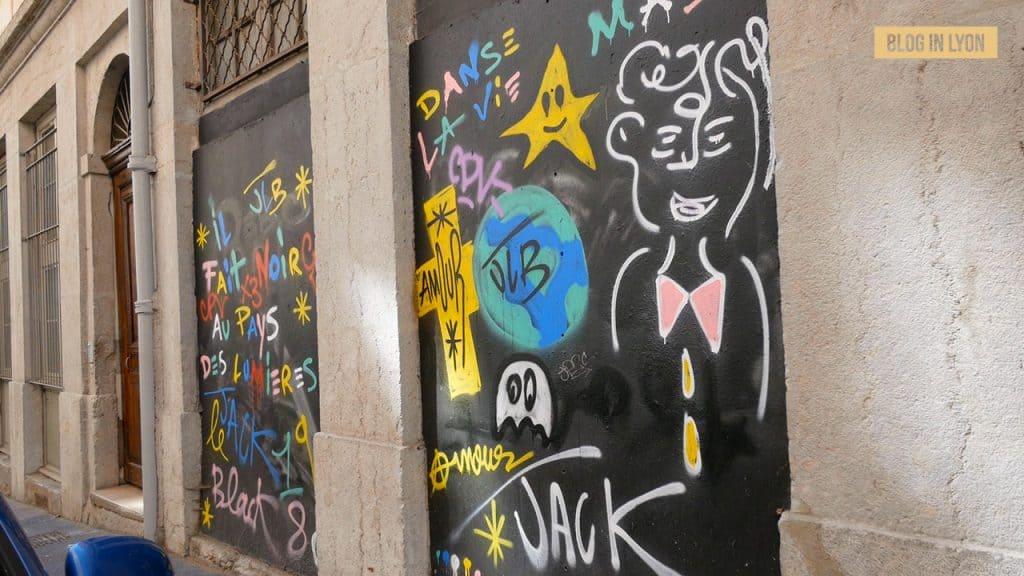 Promenade Street Art Lyon - Blog In Lyon
